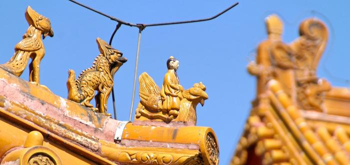 Ден 1. Площад Тянанмън, Забраненият град, Летният дворец