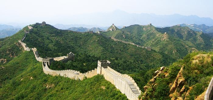Ден 2. Гробниците на династия Мин, Великата китайска стена