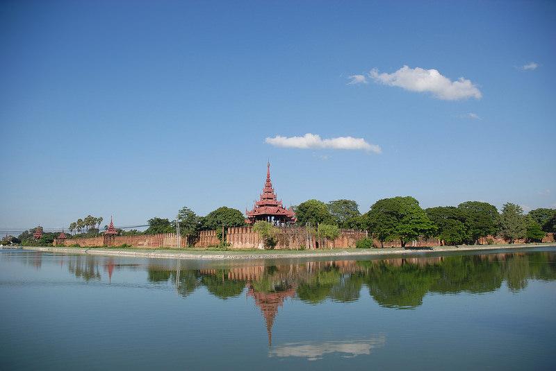 Ден 17: Мандалей-Янгон