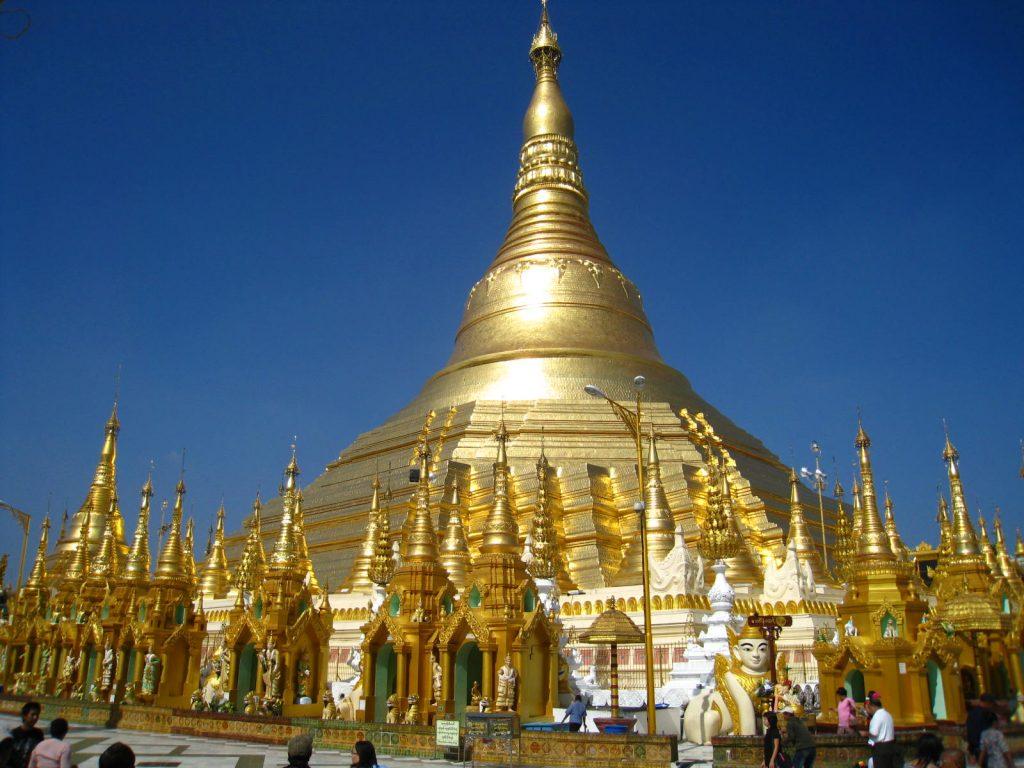 Ден 18: Обиколка на Янгон