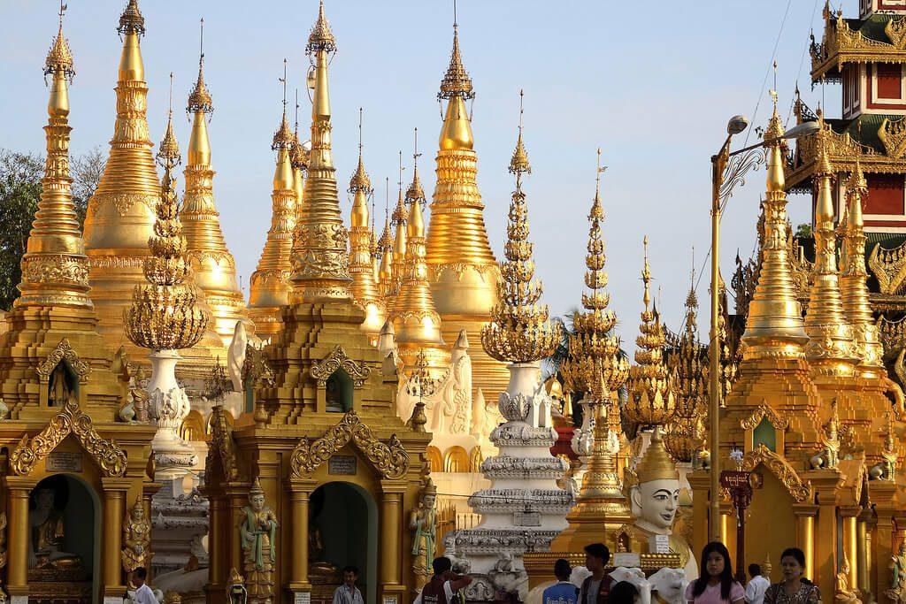 Ден 14: Разглеждане на Ханой-Янгон (Рангун)