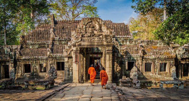 От Ангкор Ват до Баган