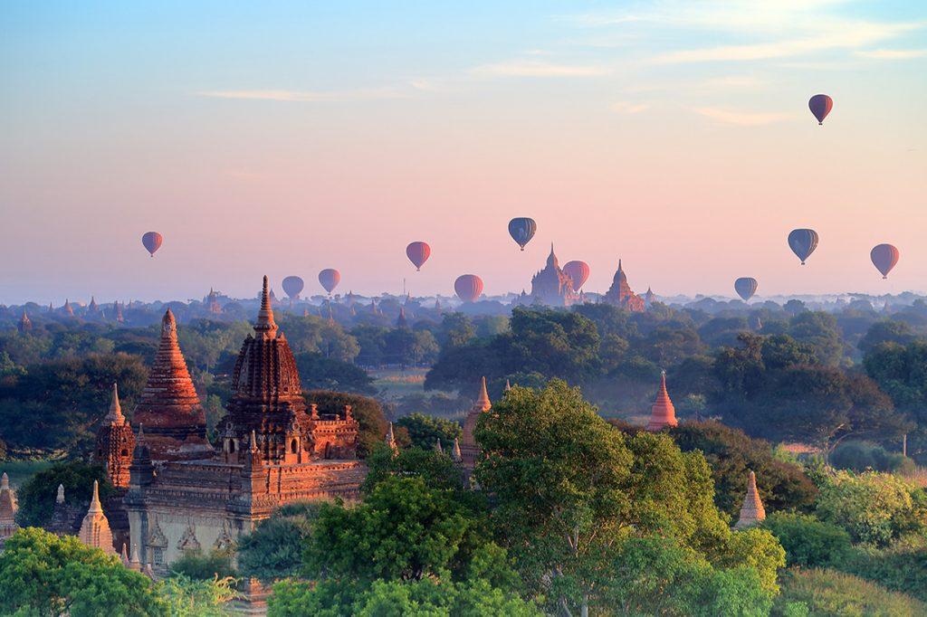 Ден 15: Янгон-Баган