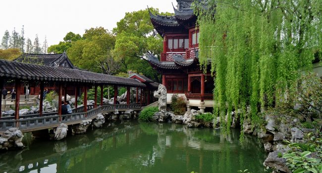 Суджоу тур от Шанхай