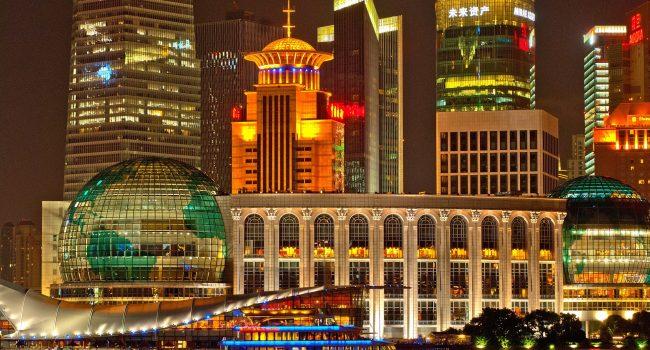 Частна обиколка на Шанхай