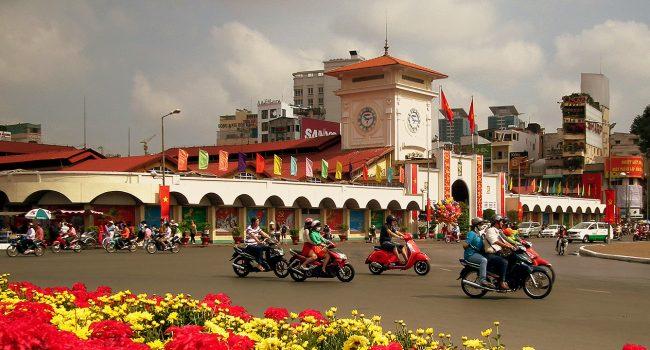 Пазарът Ben Thanh