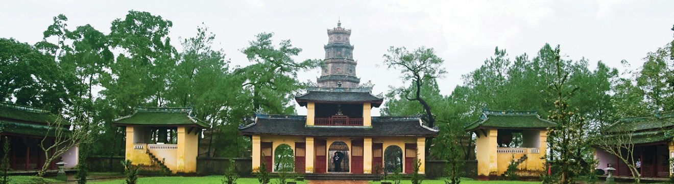 Thien Mu Пагода