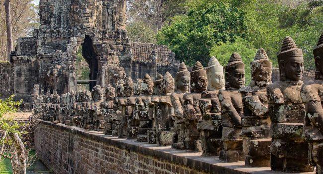Шедьоврите на Виетнам, Камбоджа и Лаос