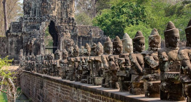 Шедьоври на Камбоджа и Лаос