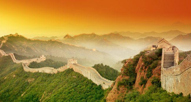 Великата китайска стена