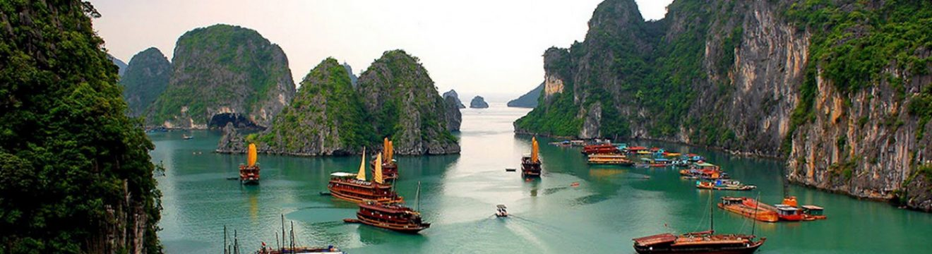 Заливът Ha Long