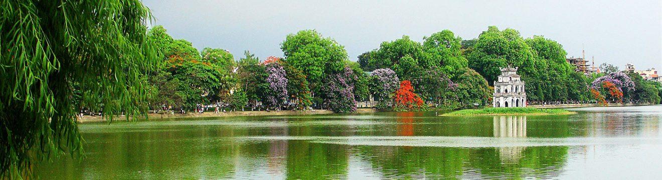 Езеро Hoan Kiem