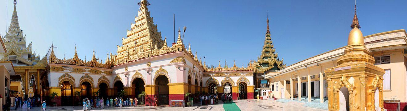 Пагодата Махамуни