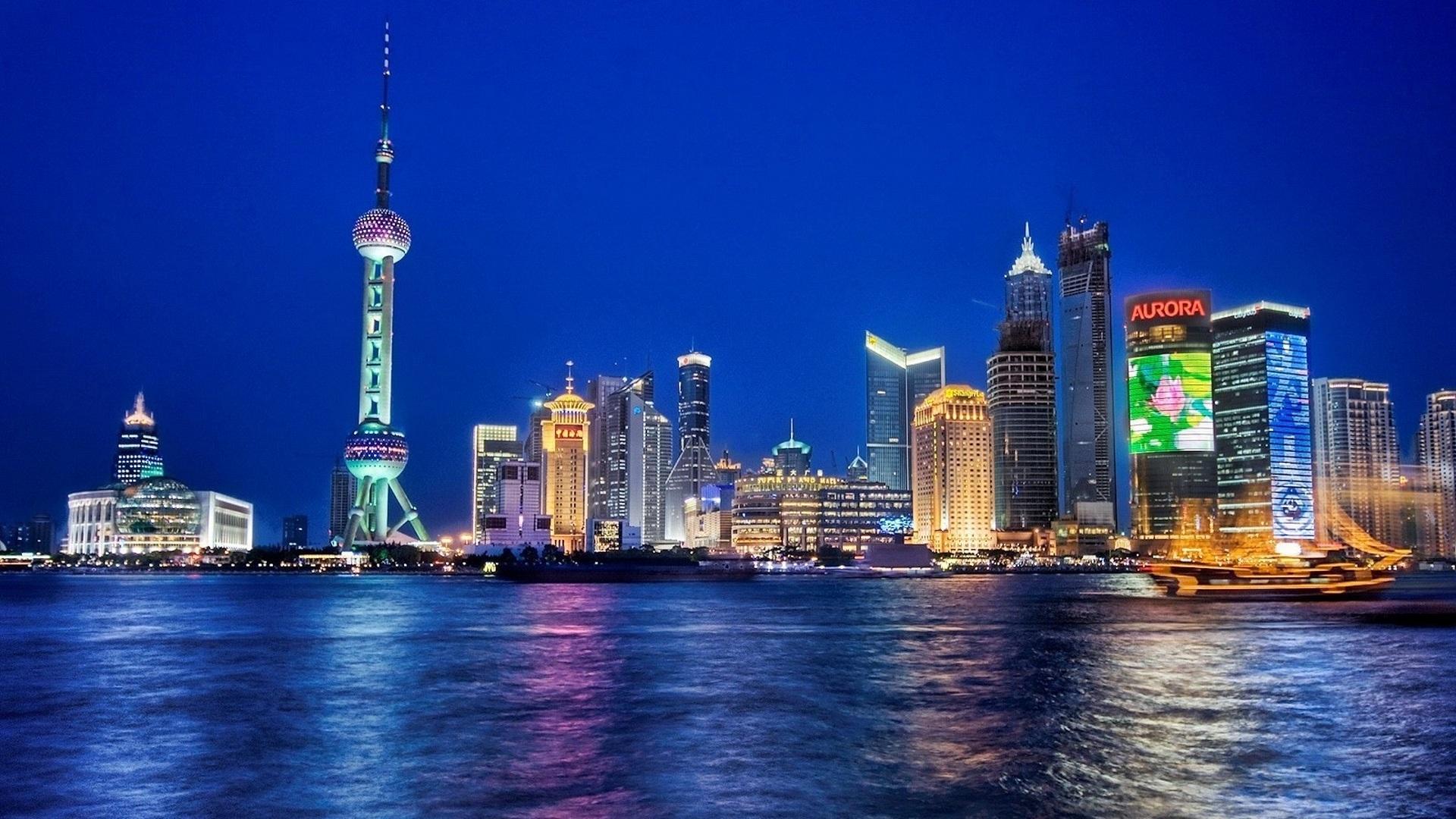 Ден 8. Шанхай