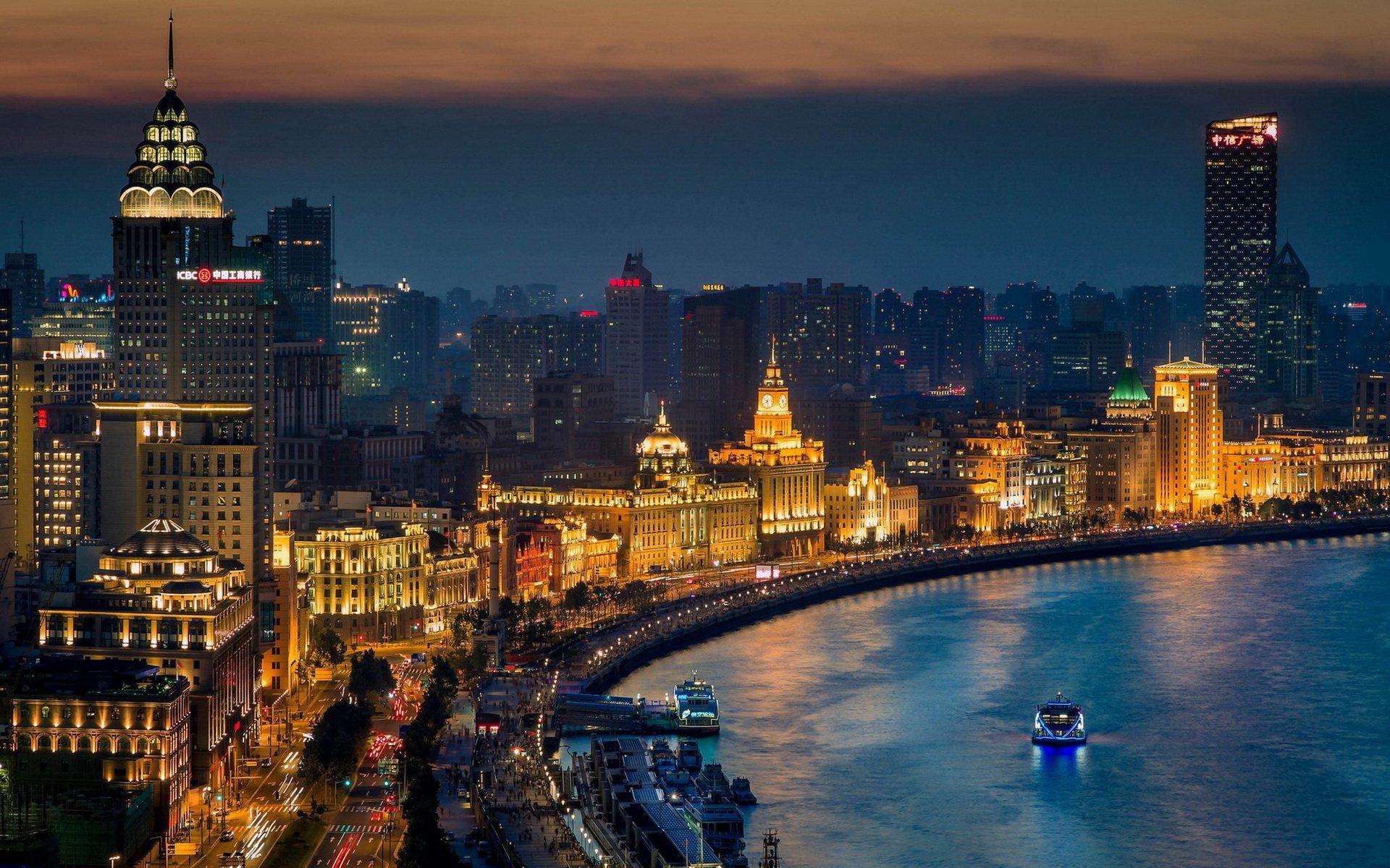 Ден 7. Шанхай
