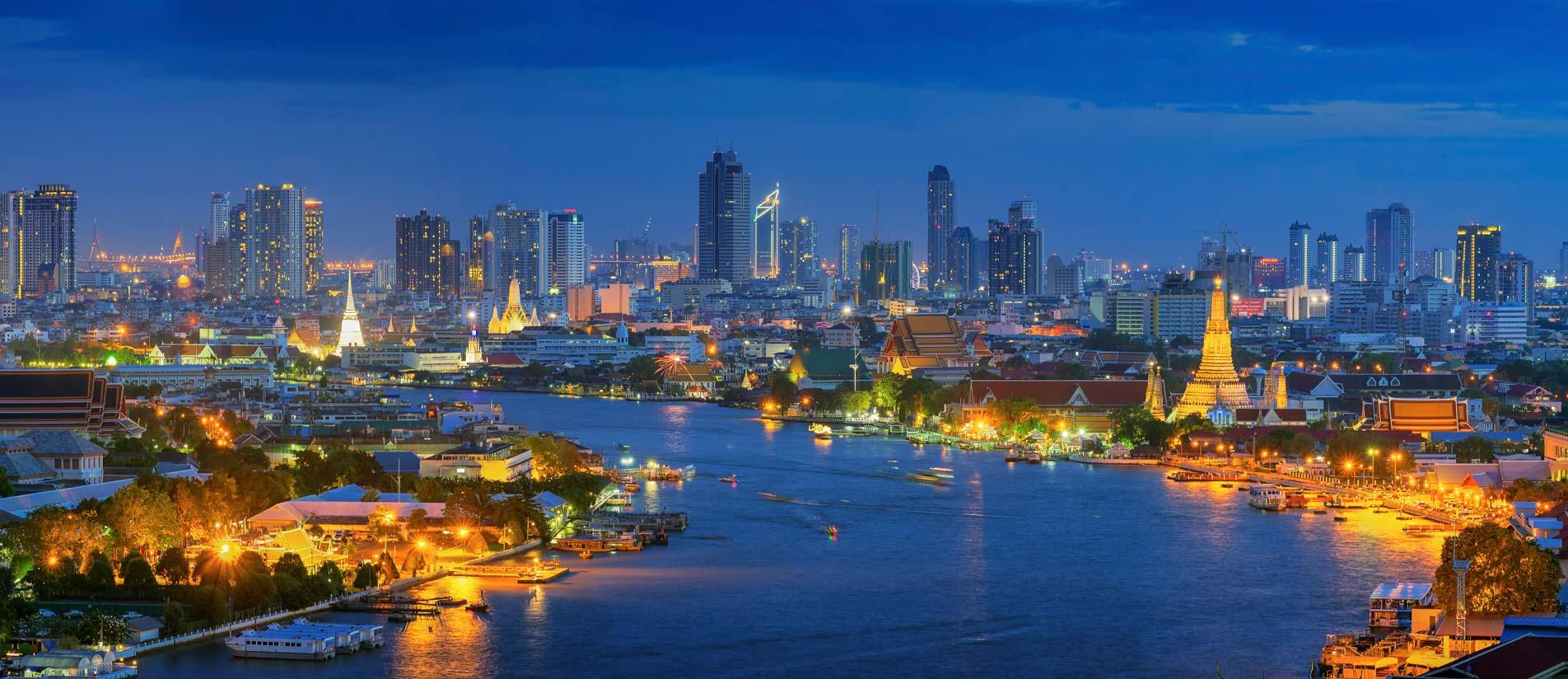 Ден 2:Пристигане в Банкок